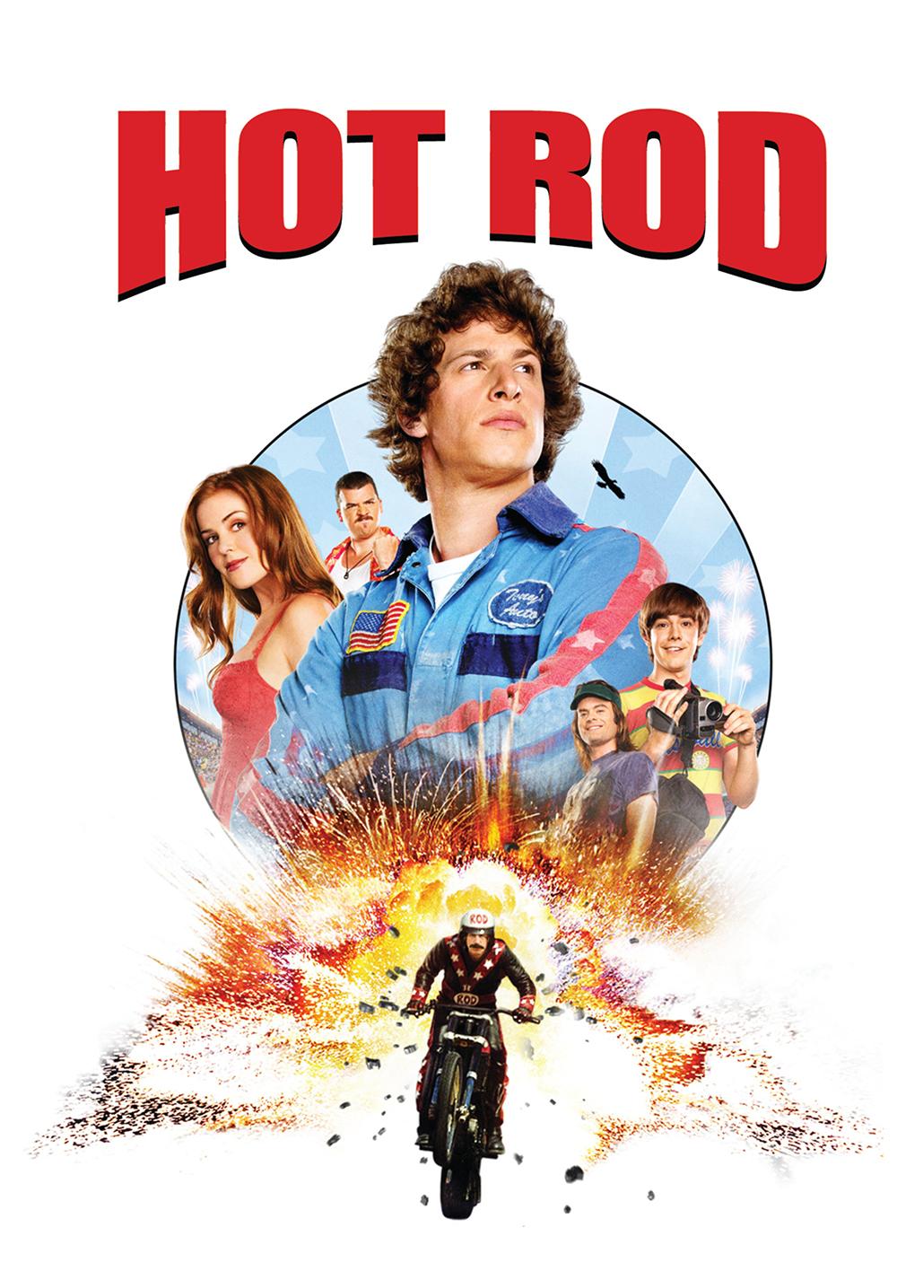 hot rod movie nude