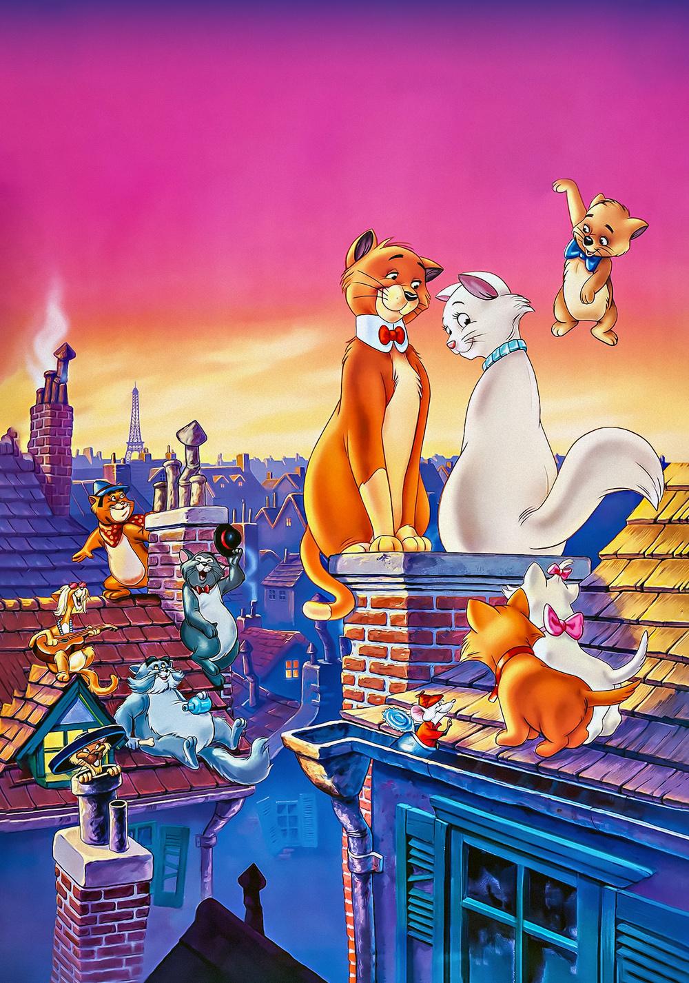 aristocats full movie spanish