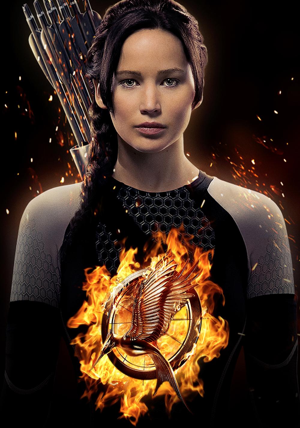 The Hunger Games: Catching Fire | Movie fanart | fanart.tv