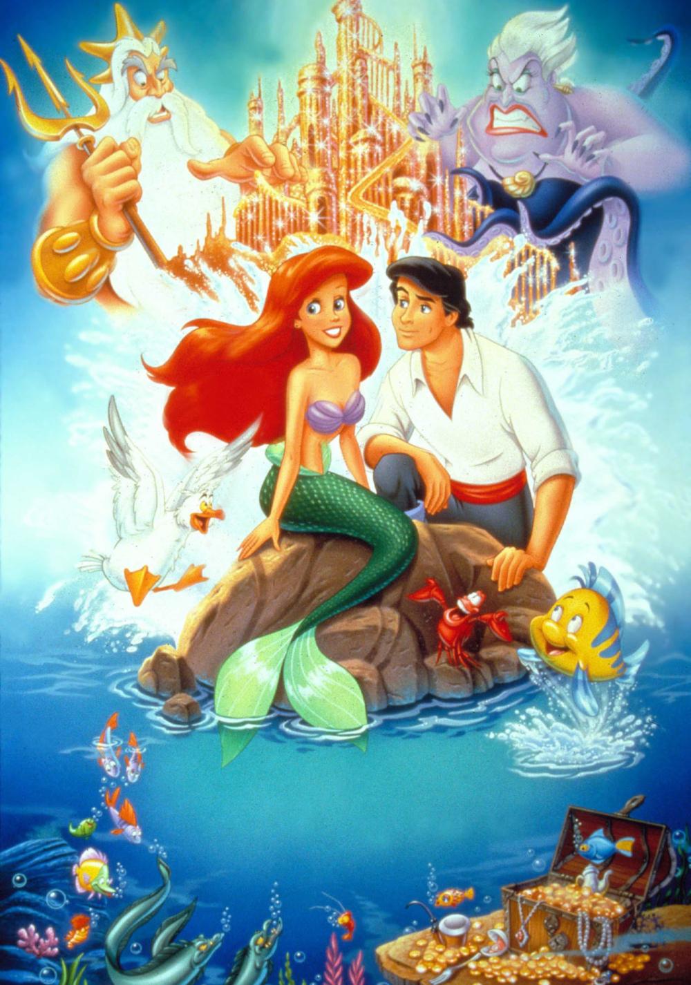 The Little Mermaid | Movie fanart | fanart.tv