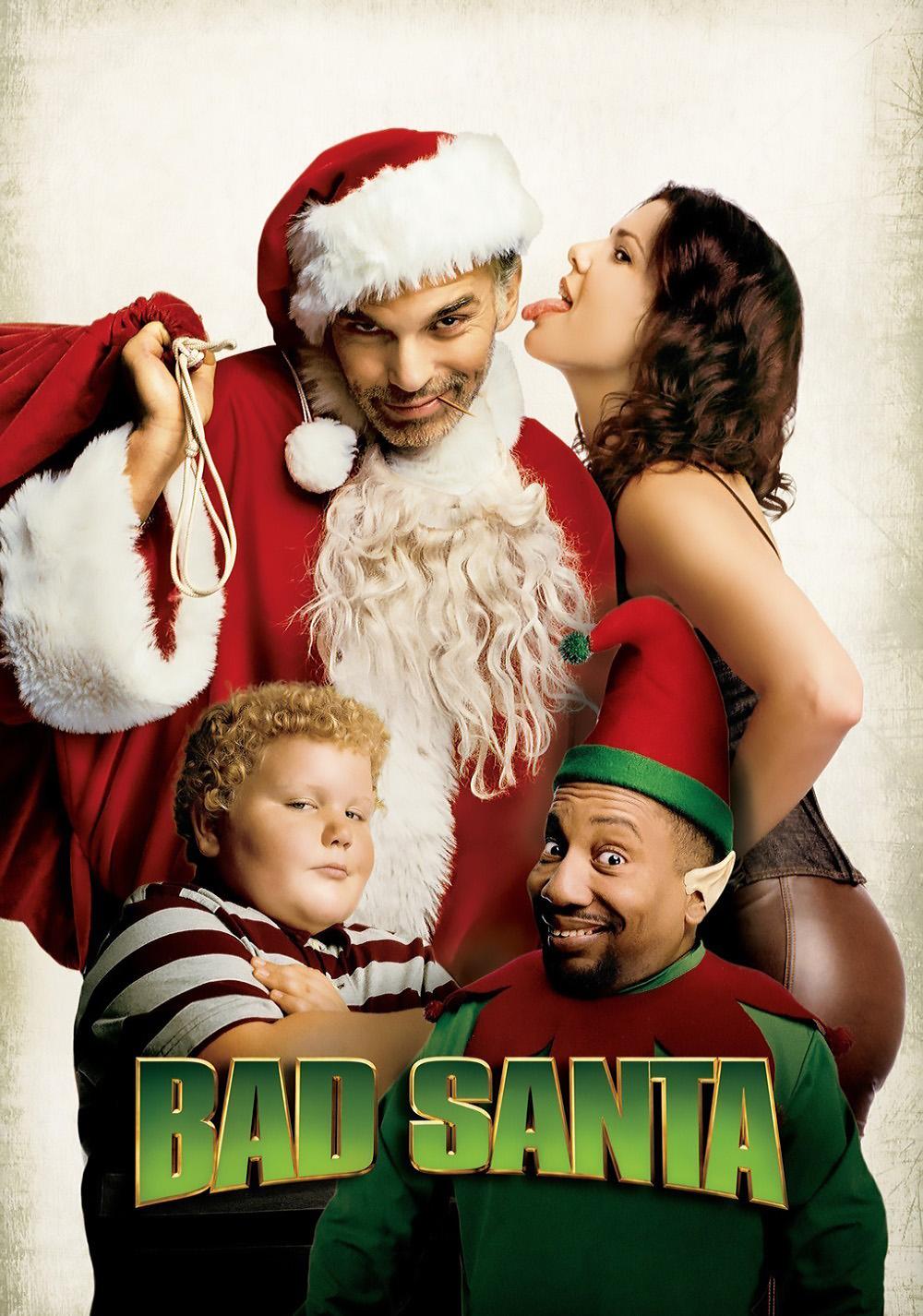 Film Bad Santa