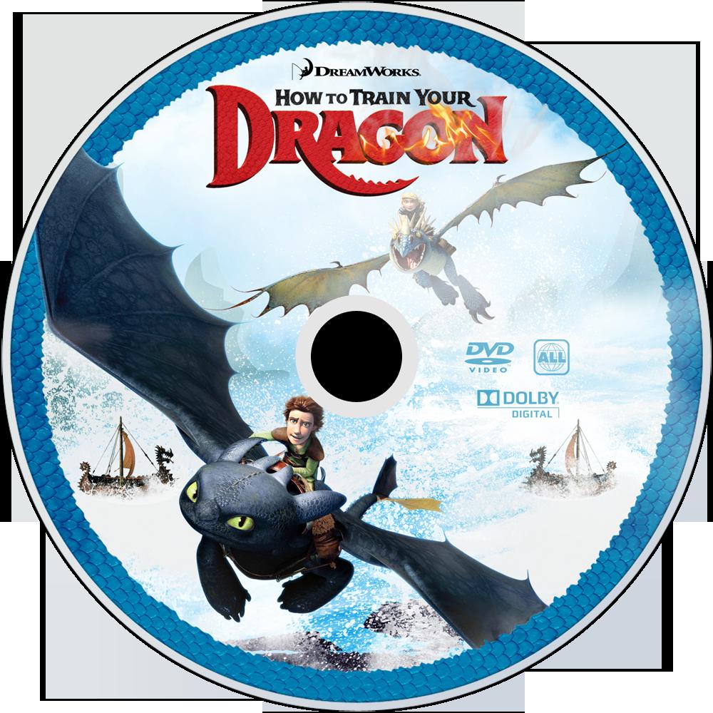 How to train your dragon movie fanart fanart how to train your dragon dvd disc image ccuart Gallery