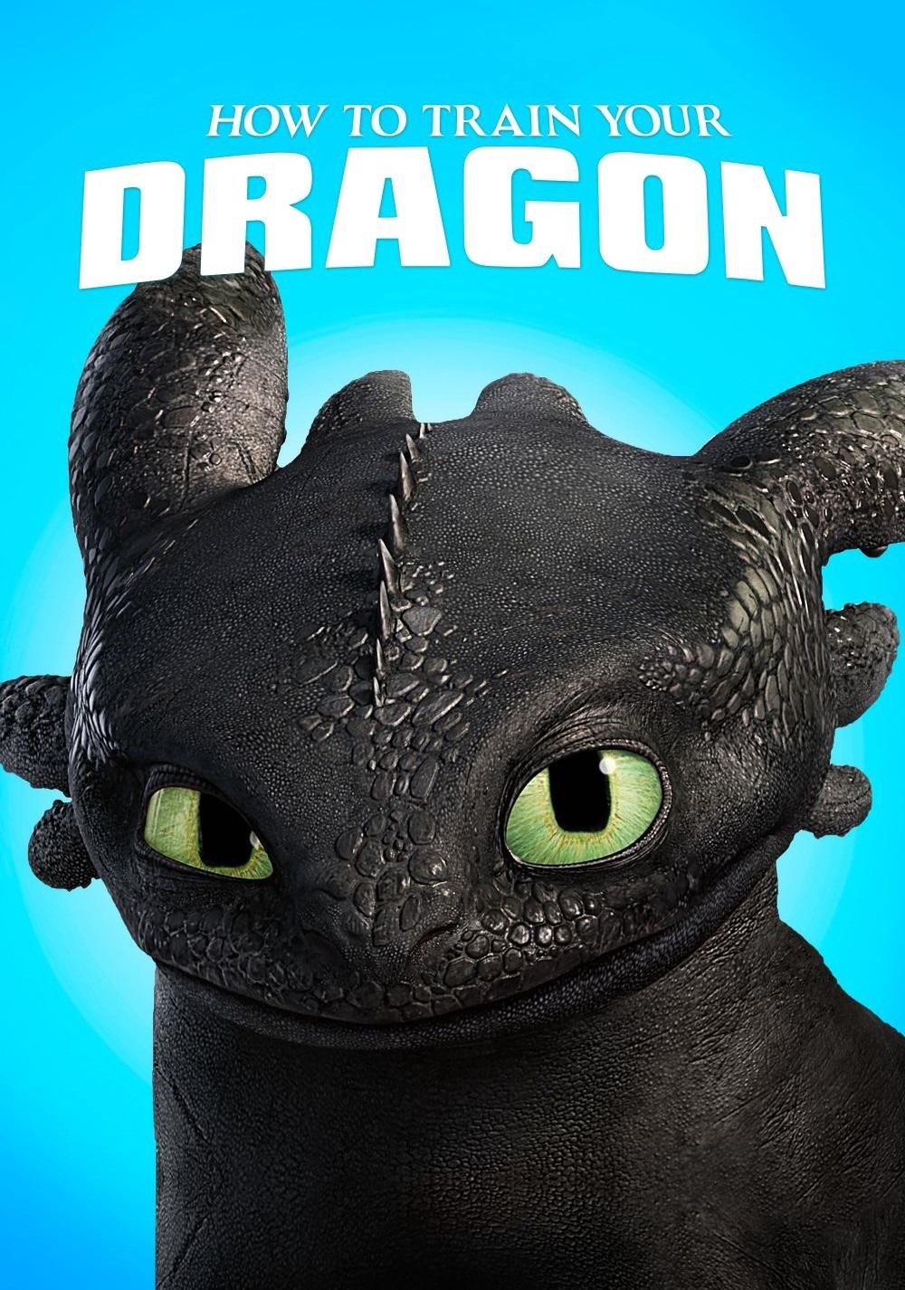 How To Train Your Dragon | Movie Fanart | Fanart.tv