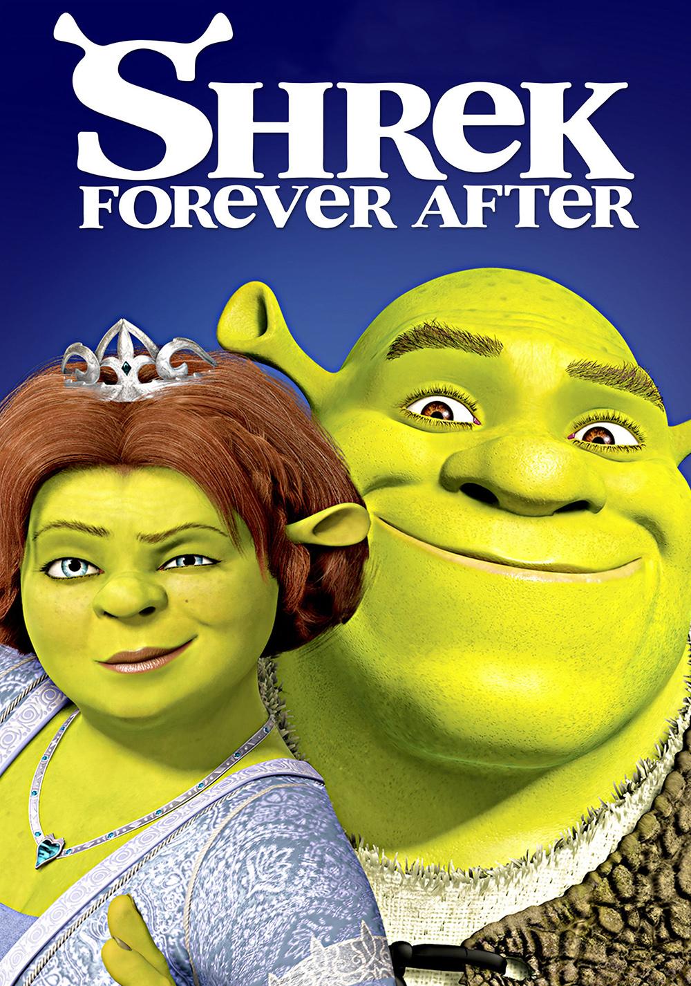 shrek forever after movie fanart fanarttv