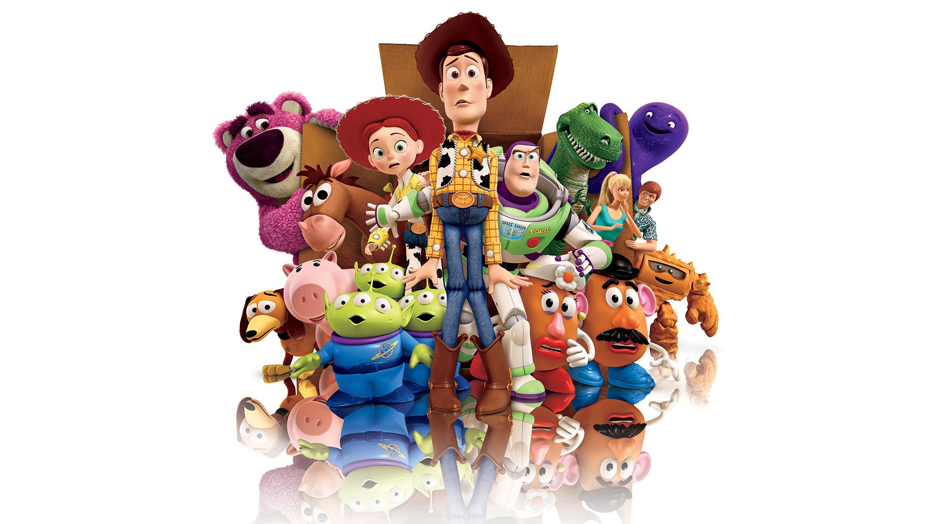 Toy Story 3 Toys : Toy story movie fanart tv