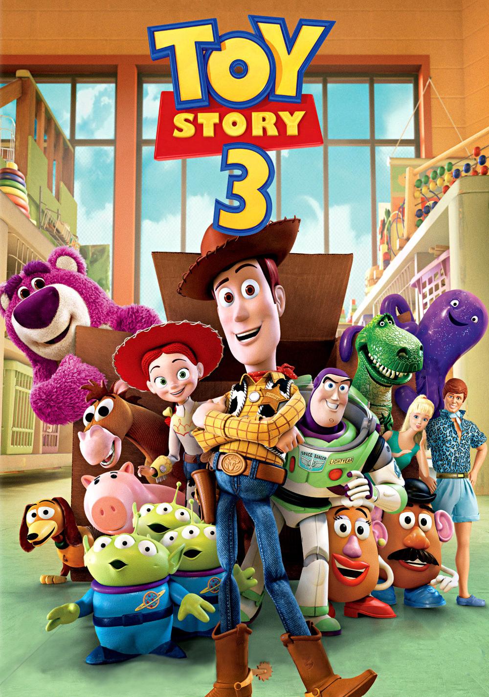 Toy Story 3 Movie : Toy story movie fanart tv