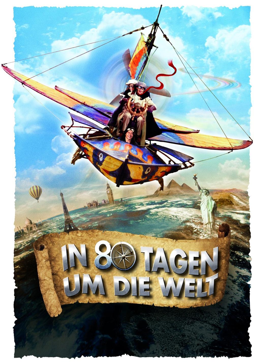 Around The World In 80 Days Movie Poster Image