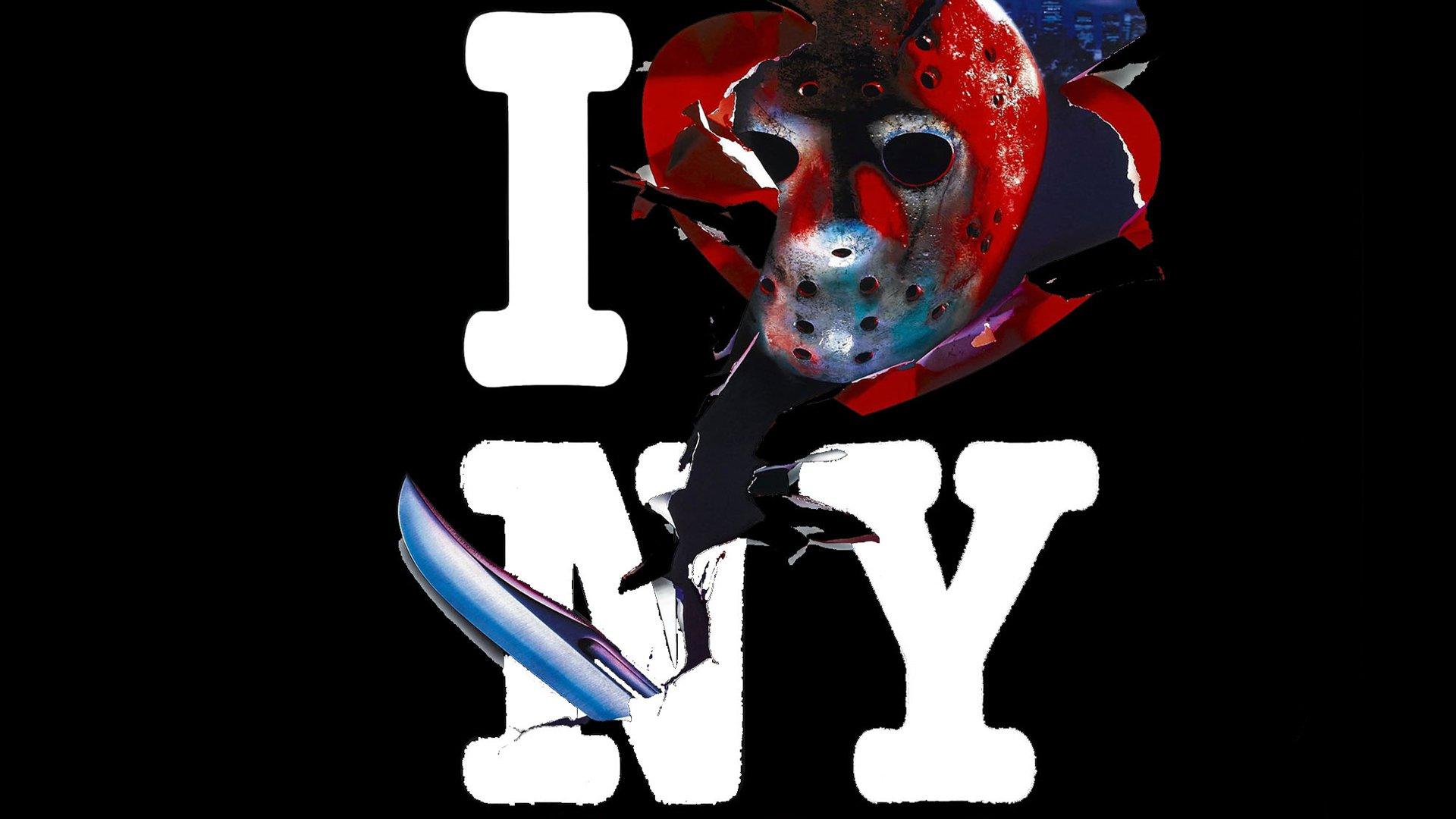 I Love Jason Wallpapers : Friday the 13th Part VIII: Jason Takes Manhattan Movie fanart fanart.tv