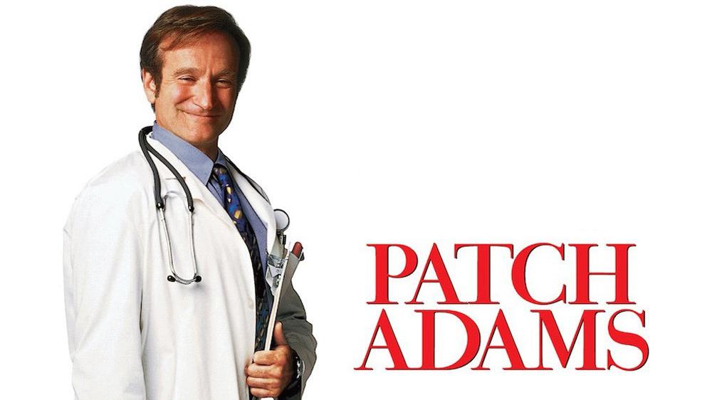 essays on patch adams movie