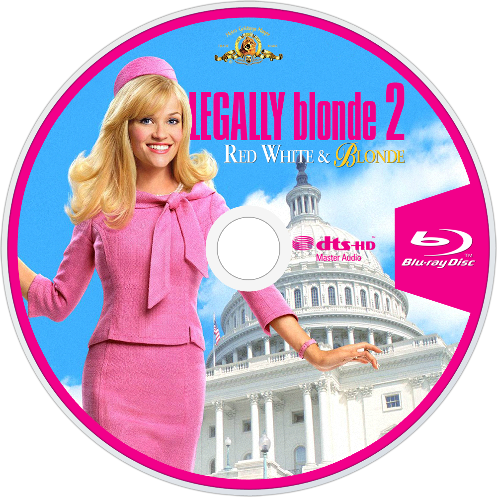 legally blonde 2 red white blonde movie fanart. Black Bedroom Furniture Sets. Home Design Ideas