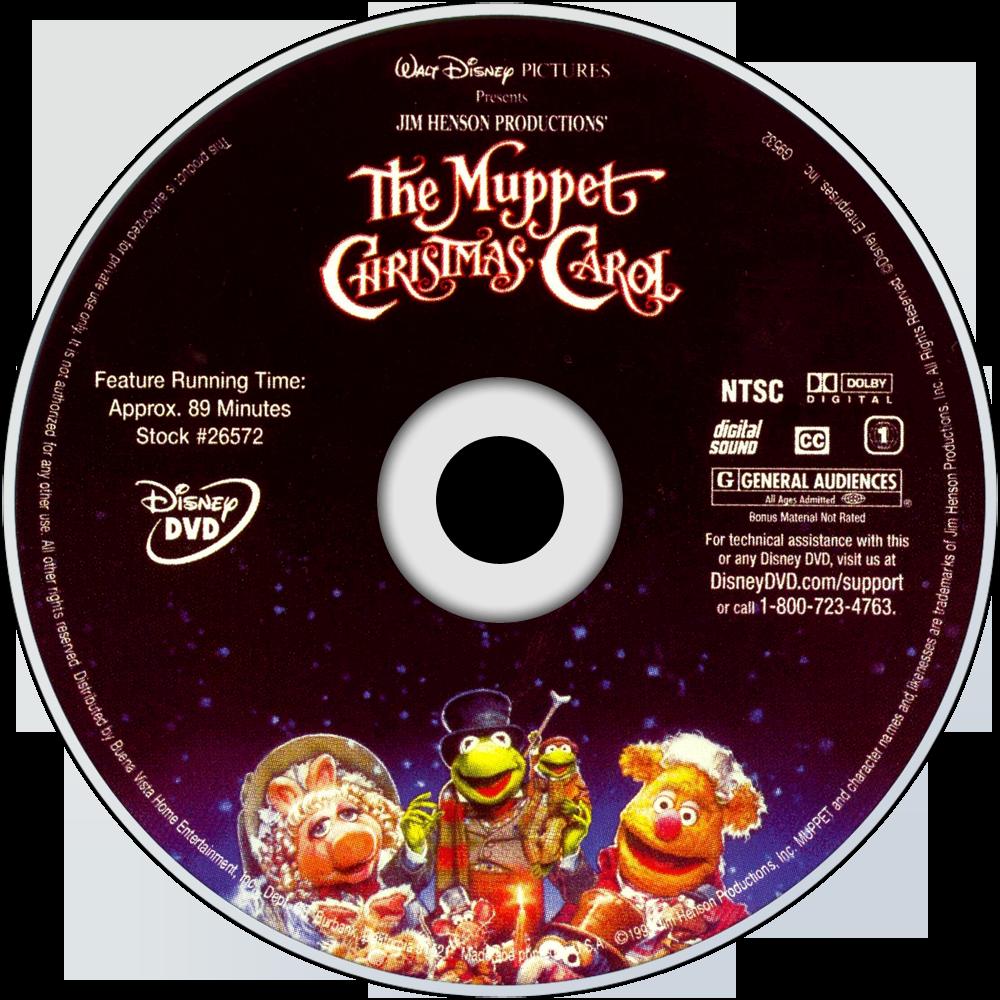 A Muppet Christmas Carol: The Muppet Christmas Carol