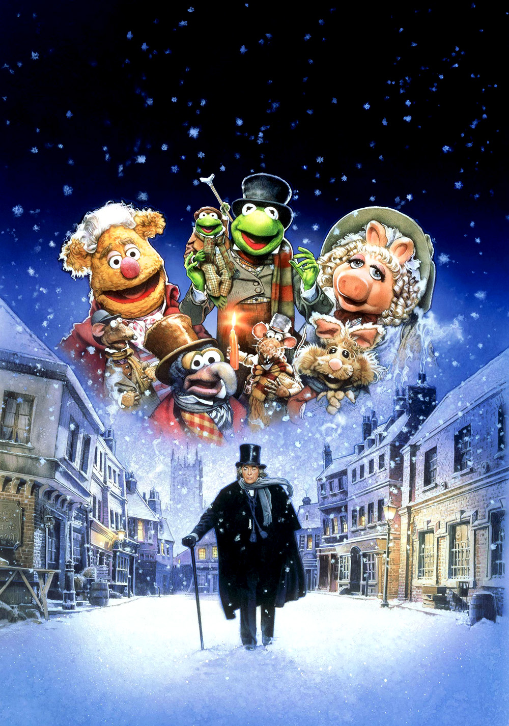 the muppet christmas carol movie fanart fanarttv