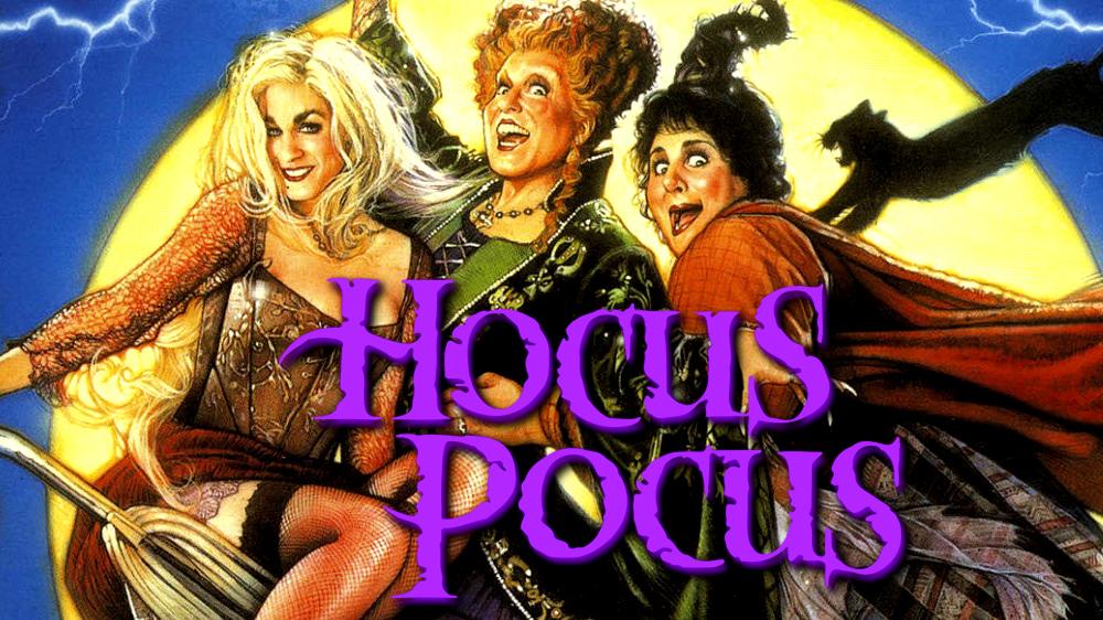Hocus Pocus | Movie fanart | fanart.tv