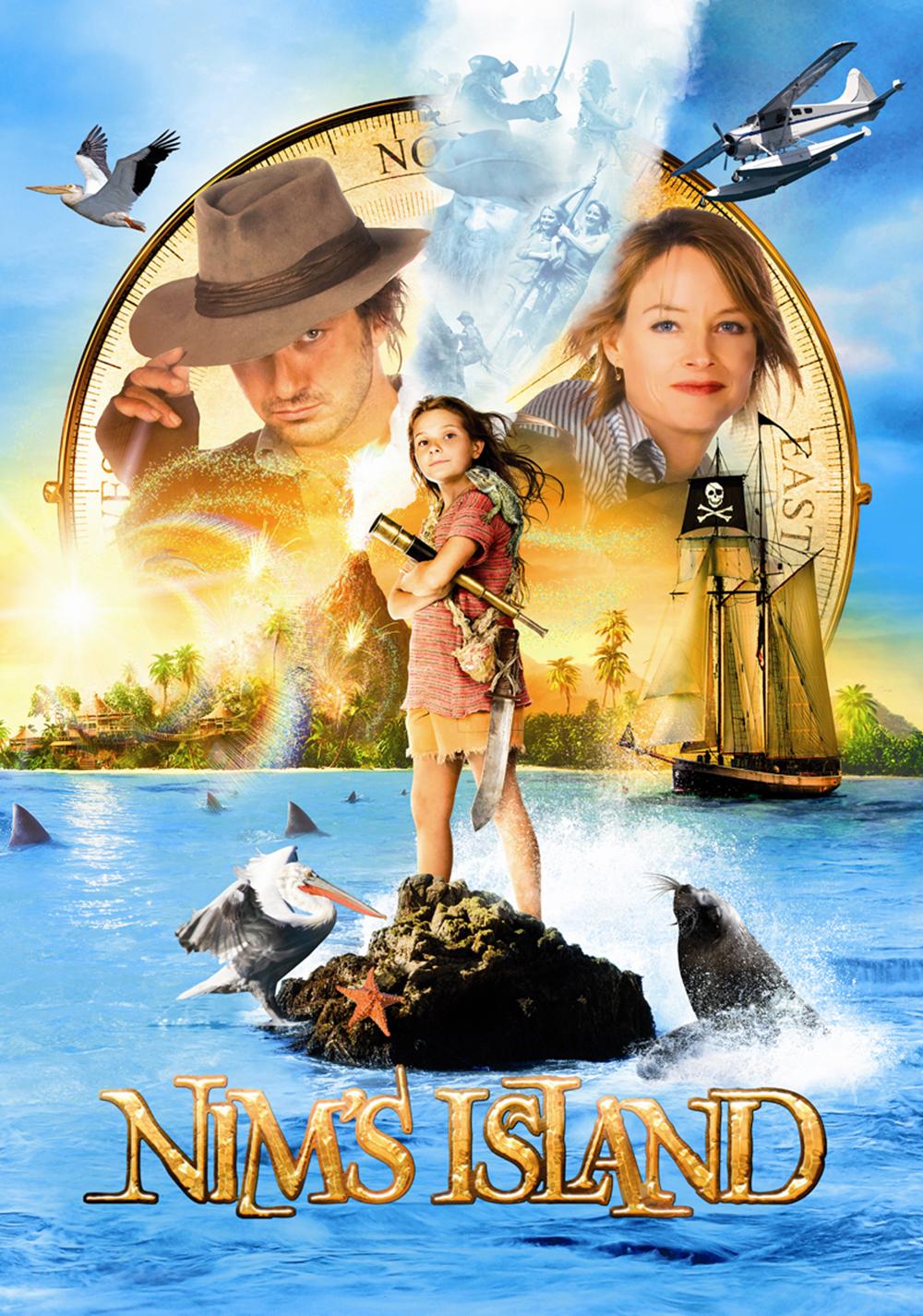 Nim S Island  Movie