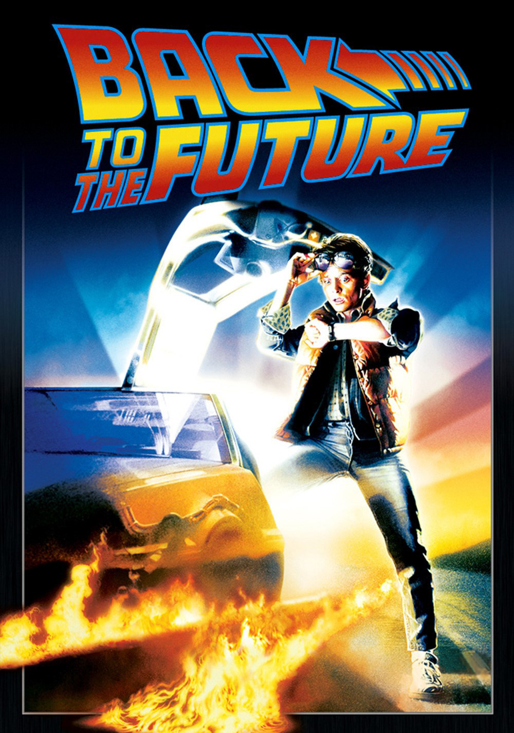 back to the future movie fanart fanarttv