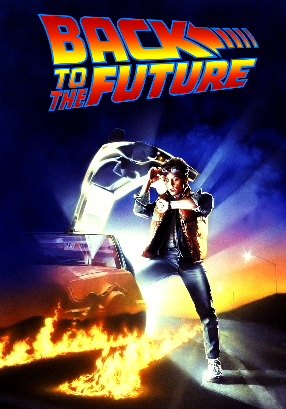 back to the future fanart fanart tv