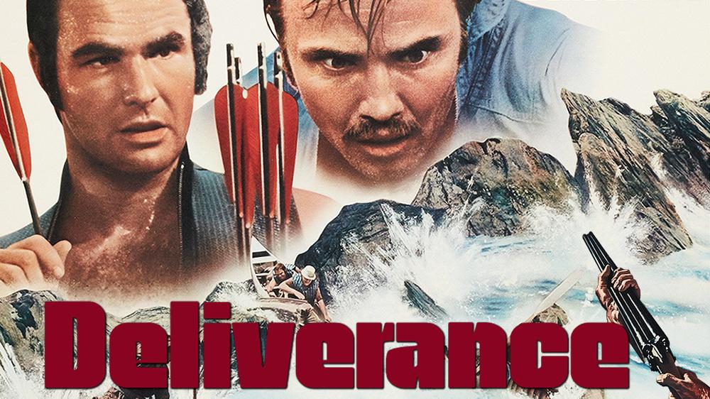Image result for deliverance movie poster