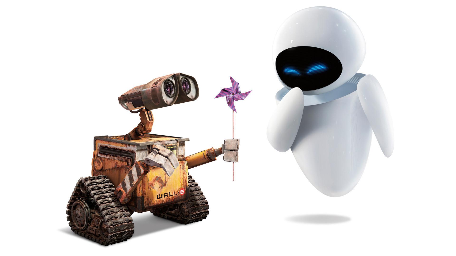 WALL  E Fanart