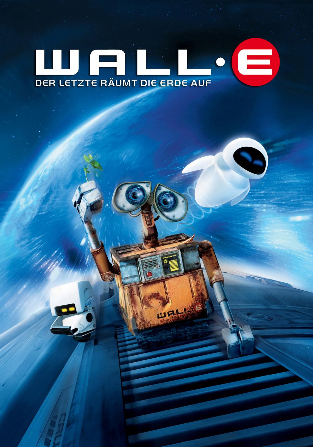 Wall E Ganzer Film Deutsch