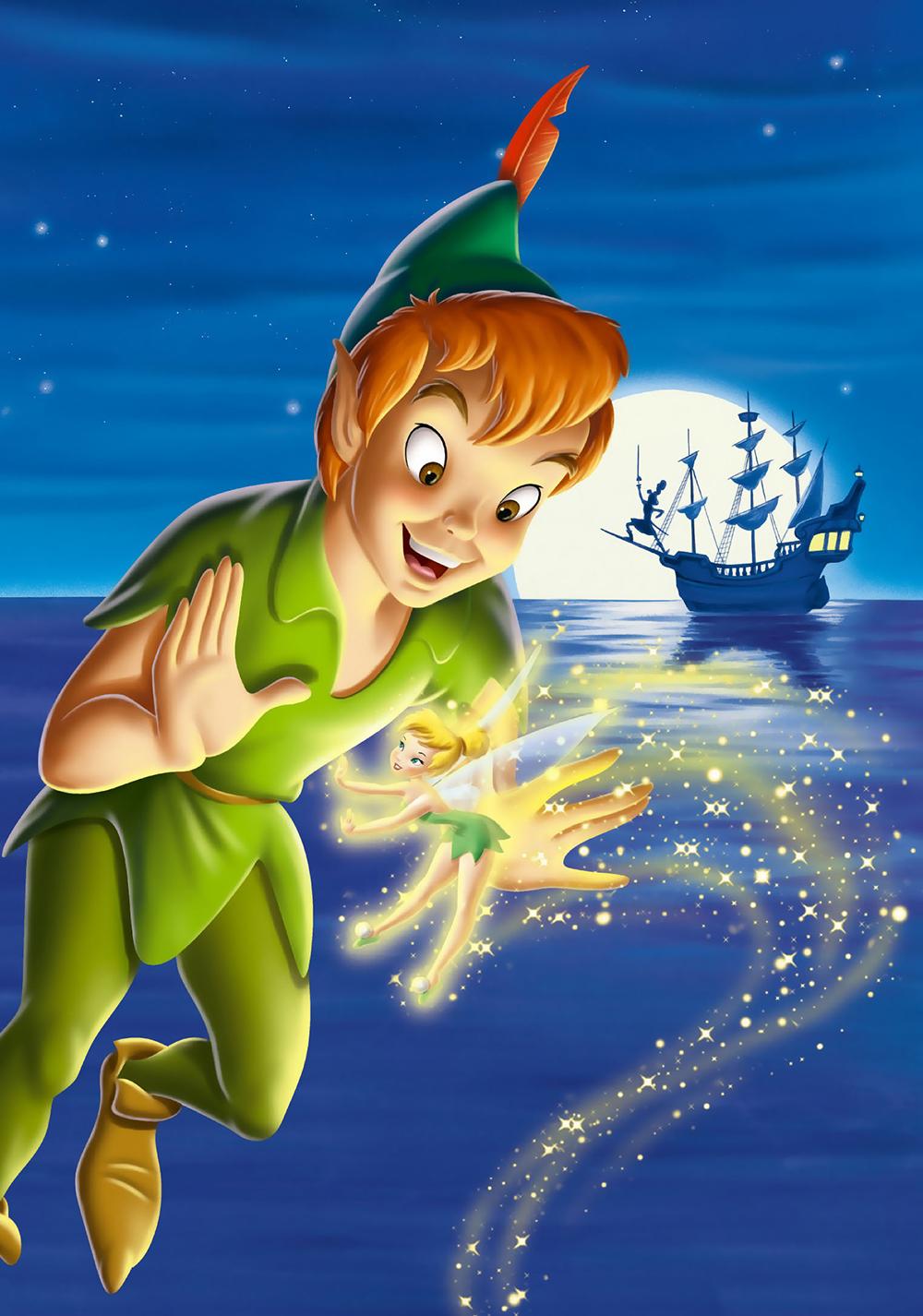 Peter pan movie fanart - Image peter pan ...