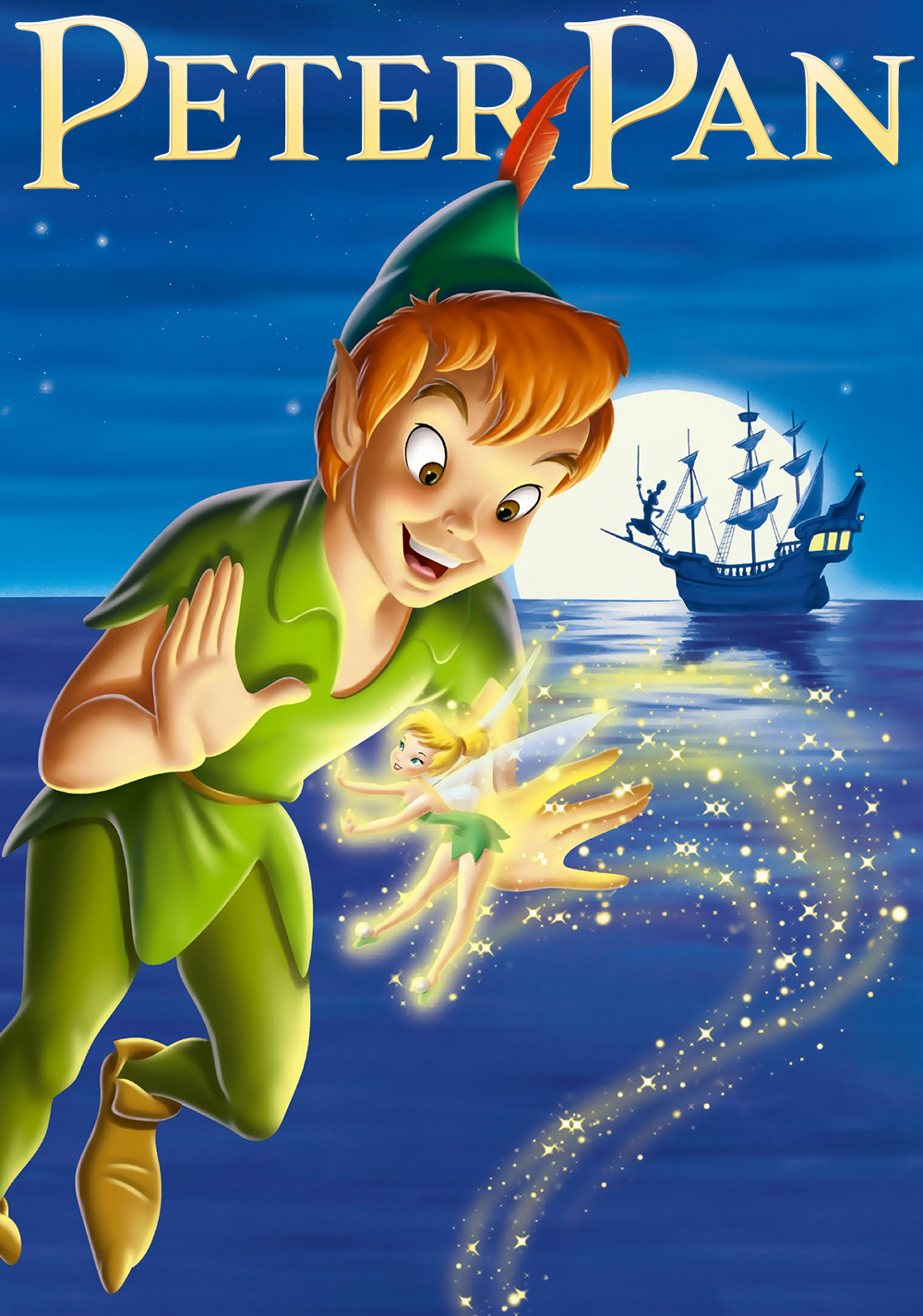 Peter Pan Film Deutsch Stream