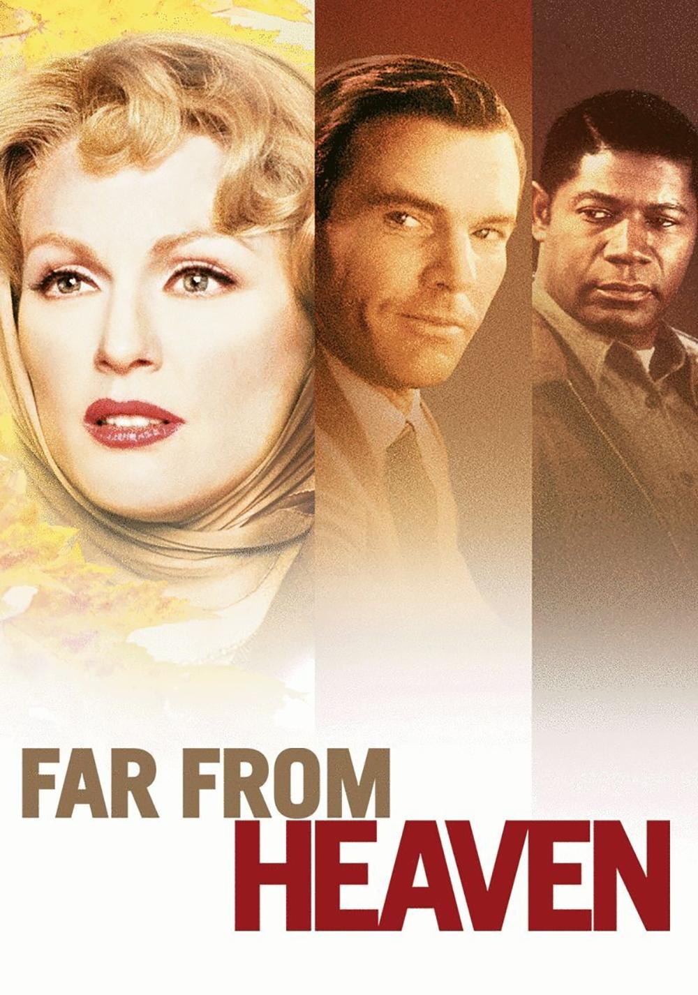 Far from Heaven | Movie fanart | fanart.tv
