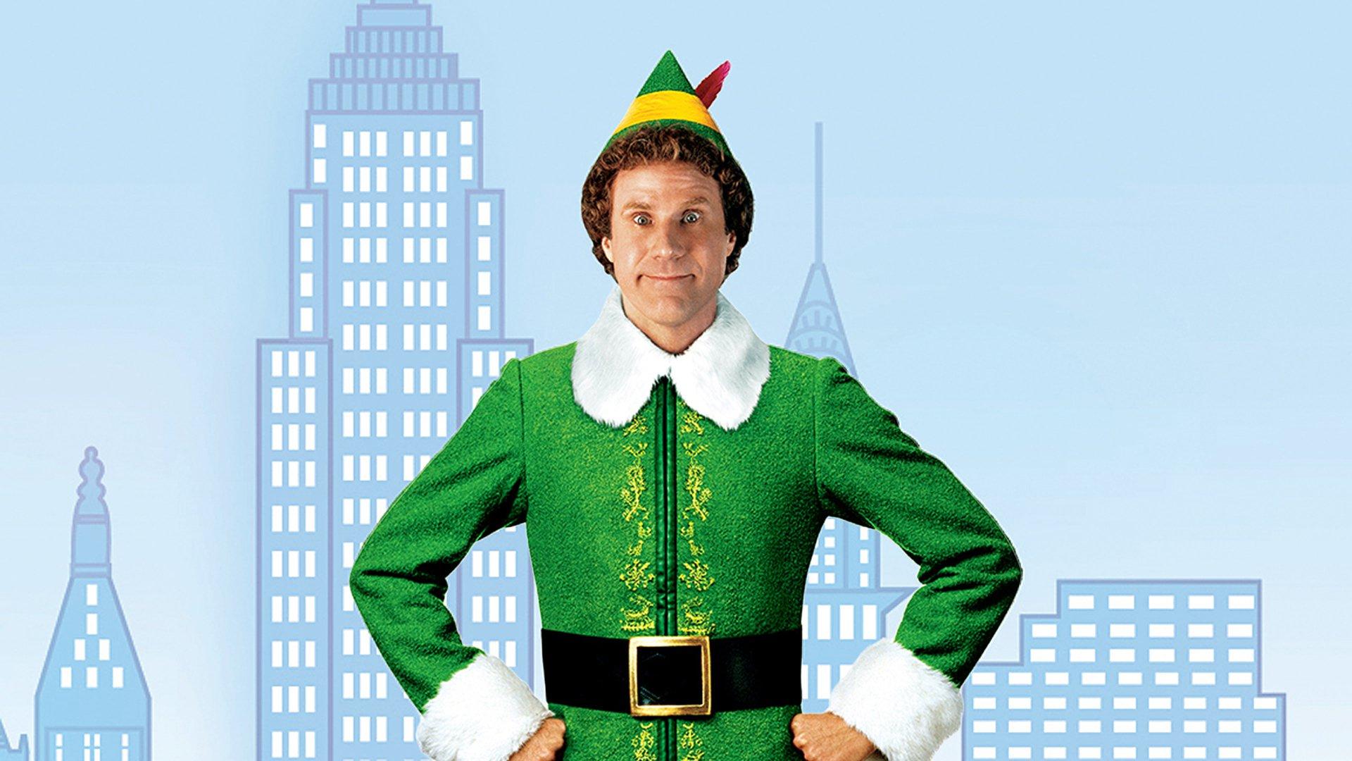Elf the movie on tv