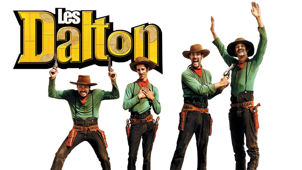 Lucky Luke Daltons