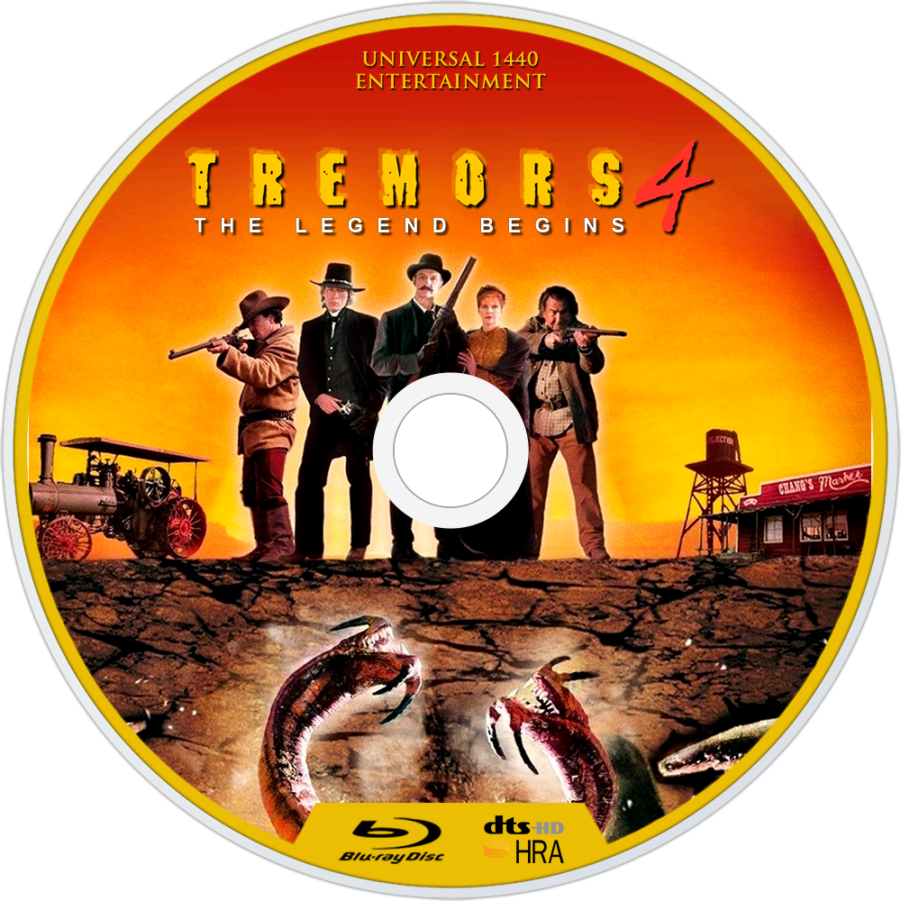 Tremors 4: The Legend Begins Fanart