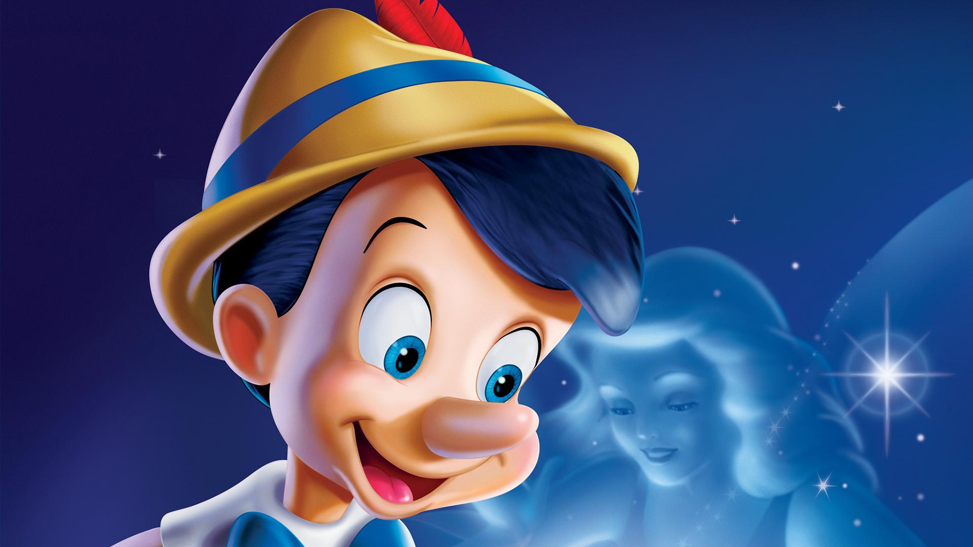 Pinocchio movie fanart tv