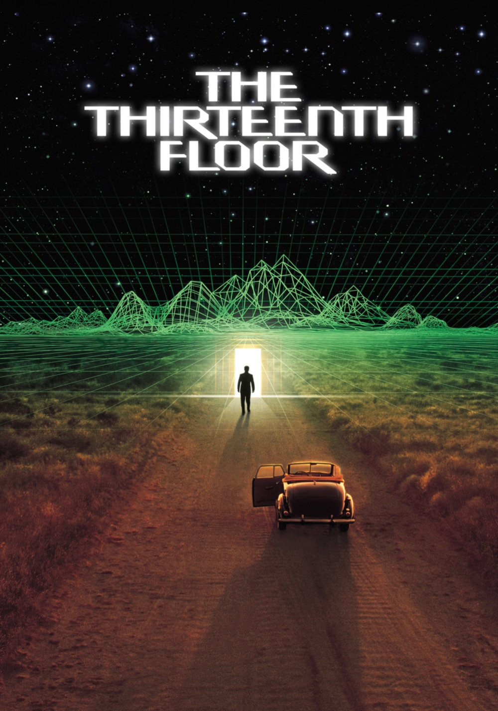 The thirteenth floor movie fanart for 13 floor film