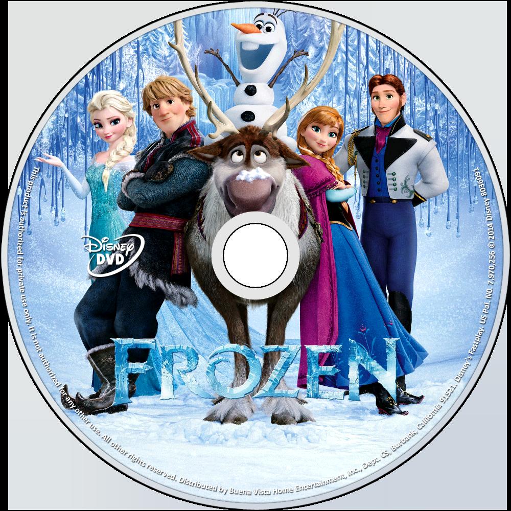 Frozen Movie Cake Images