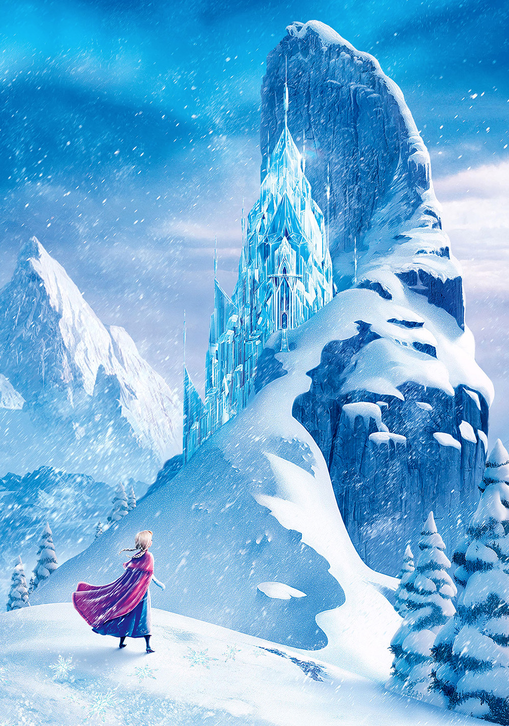 frozen movie fanart fanarttv