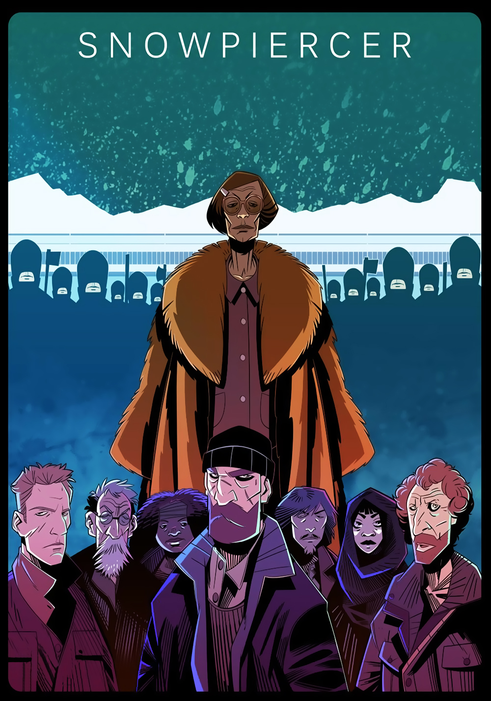Snowpiercer | Movie fanart | fanart.tv