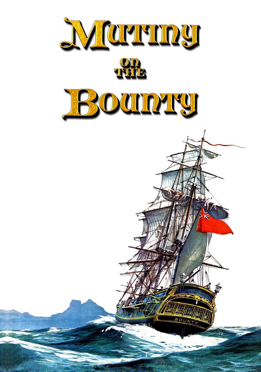 Mutiny the movie