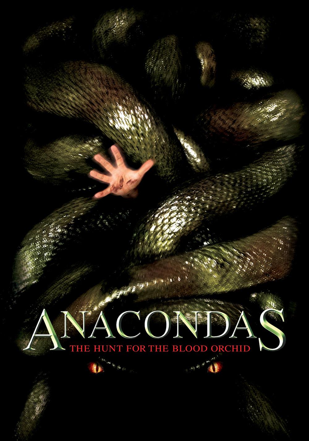 Anaconda 2 Poster Anacondas: The Hunt fo...