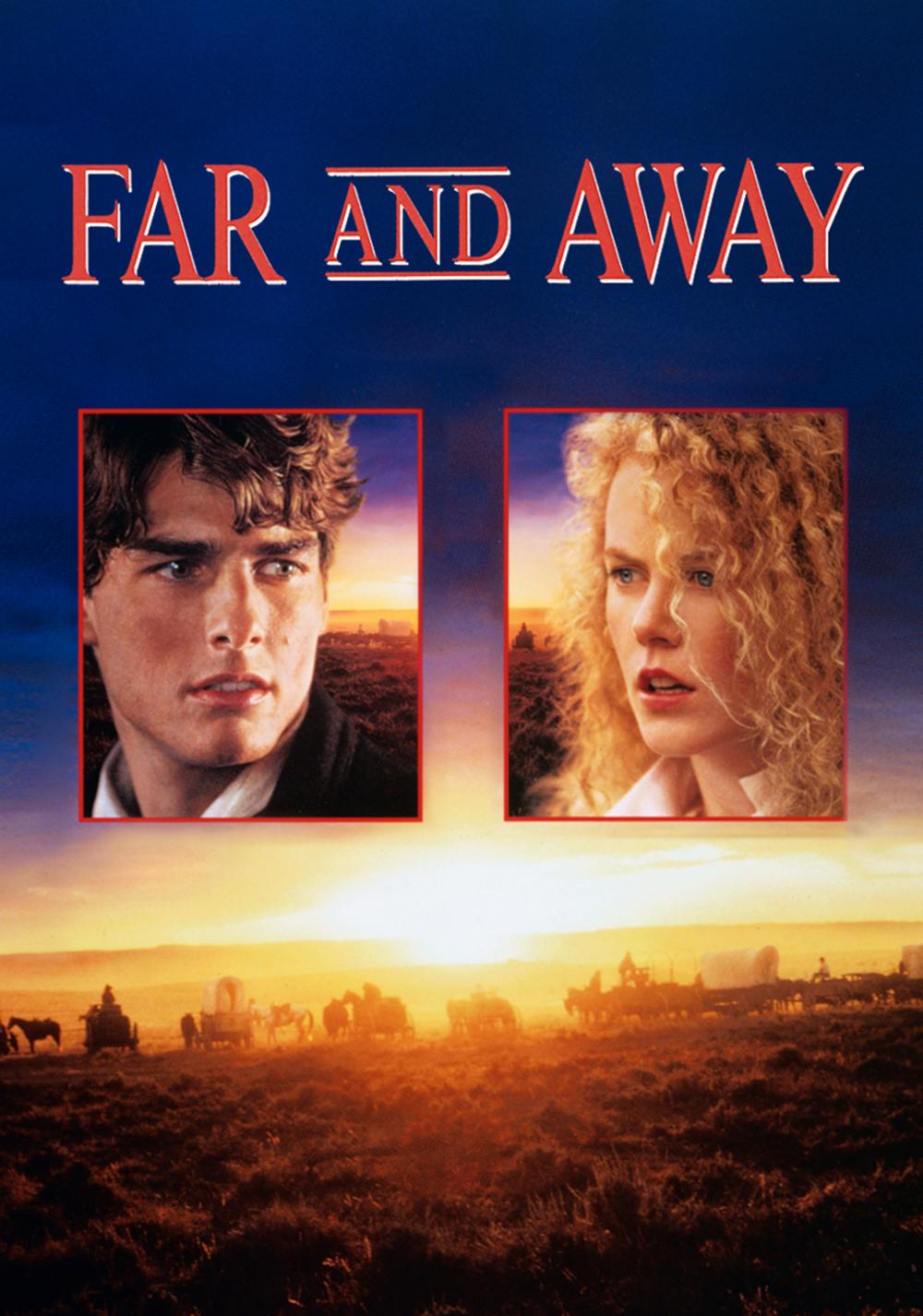 far and away movie fanart fanarttv