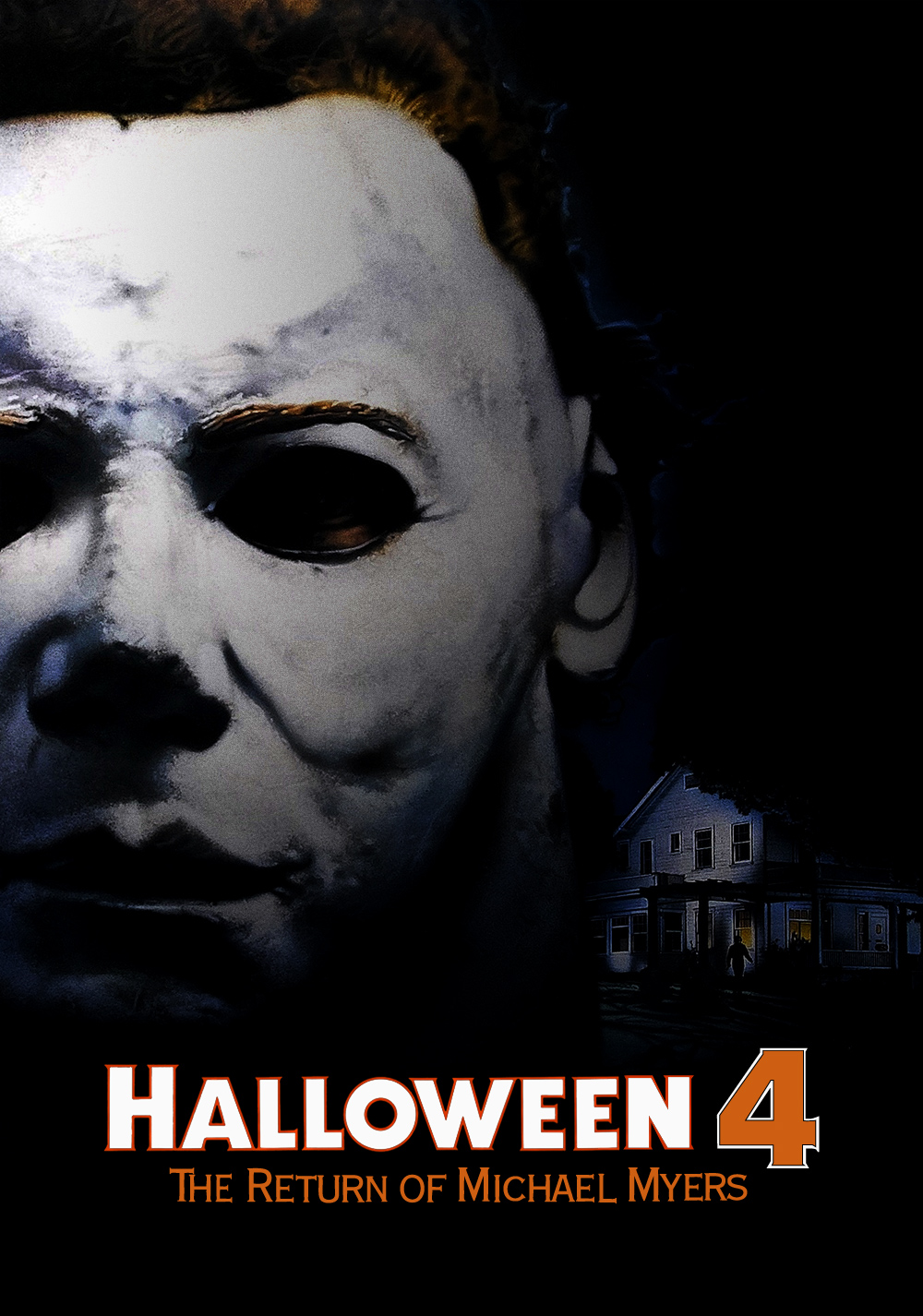 Halloween 4: The Return of Michael Myers | Movie fanart ...