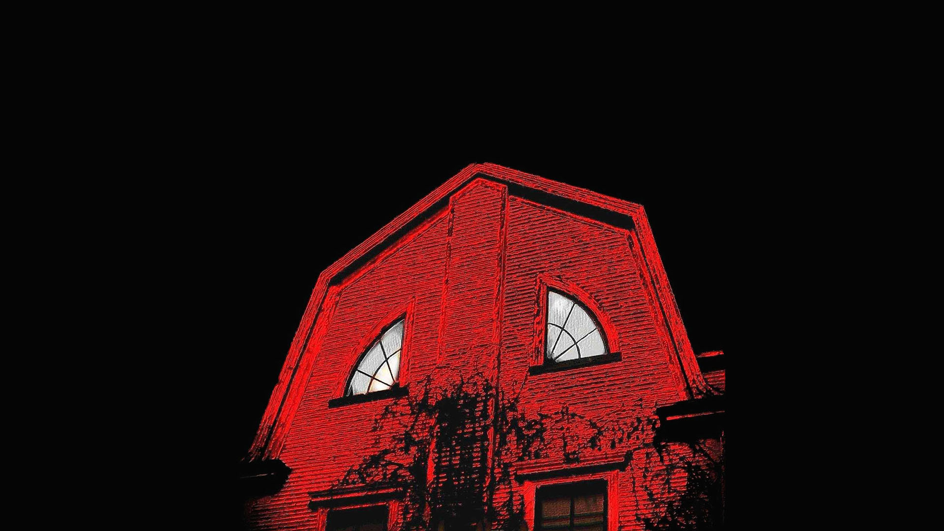 The amityville horror movie fanart for Amityville la maison du diable film