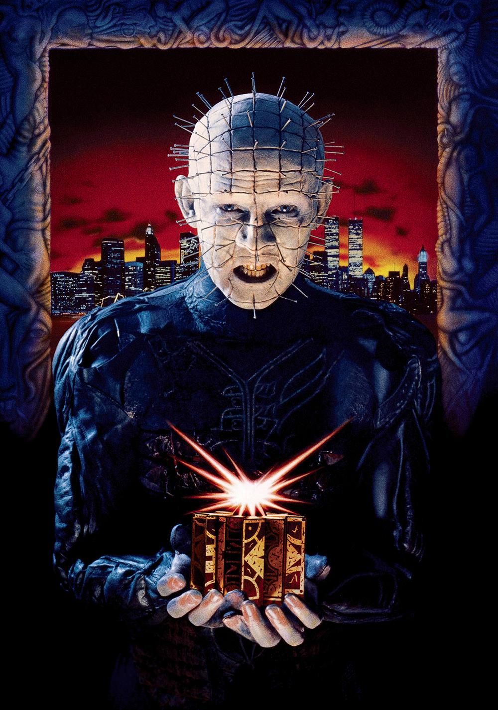 Movie Hellraiser III: Hell on Earth