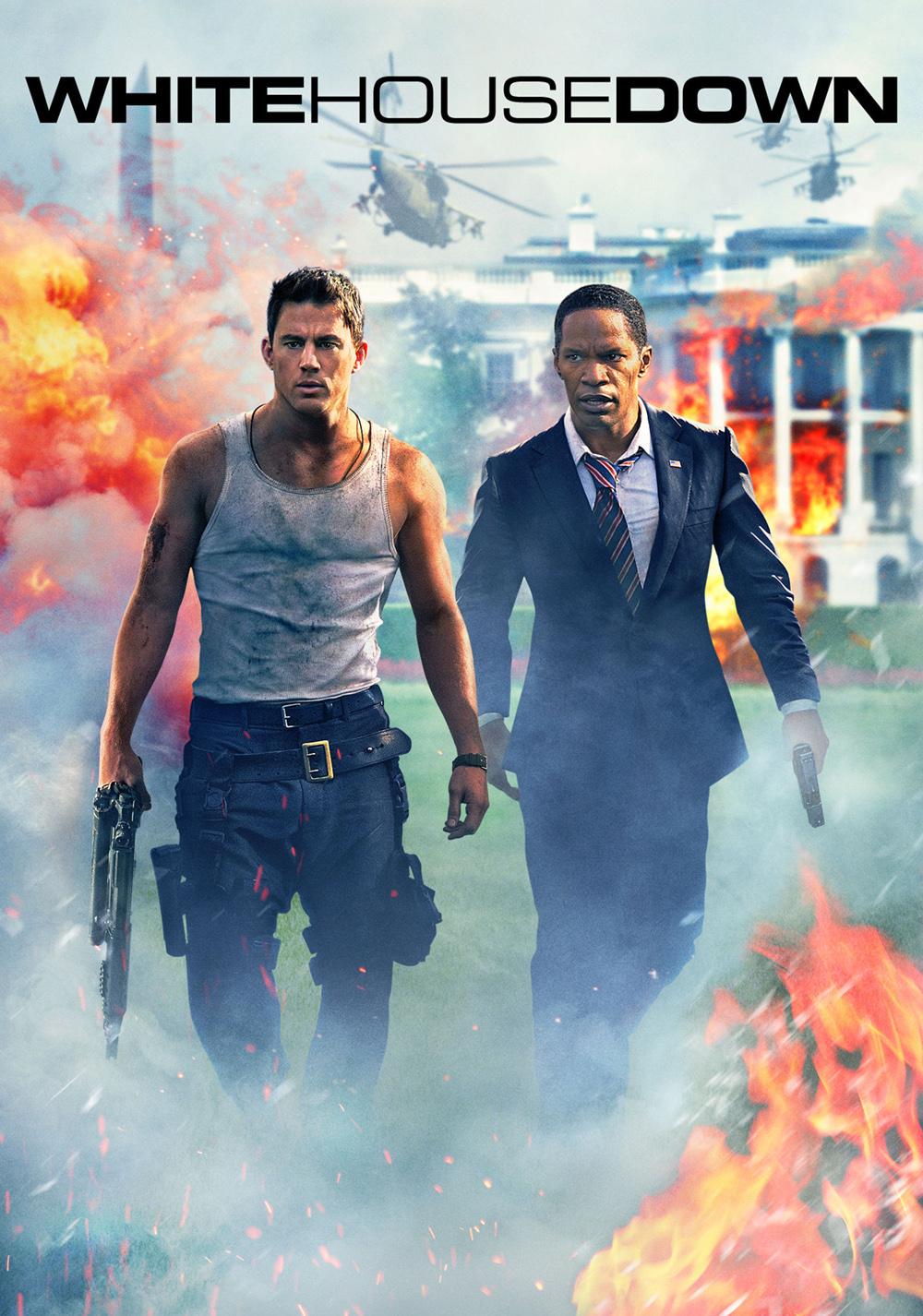 white house down movie fanart fanarttv