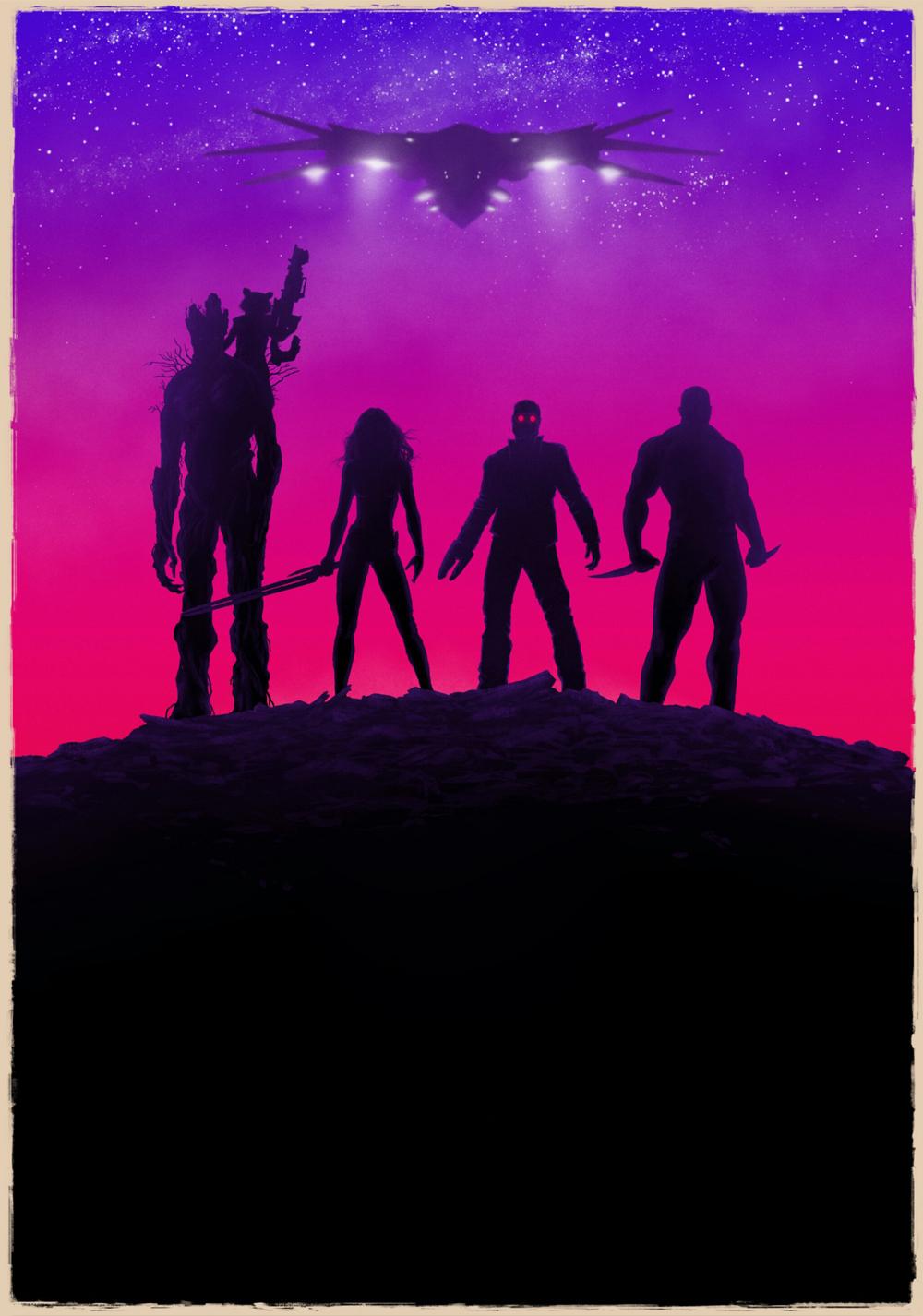 guardians of the galaxy movie fanart fanarttv