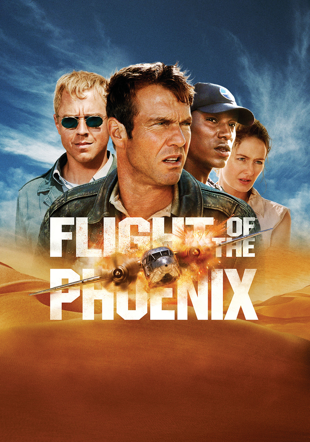 flight of the phoenix movie fanart fanarttv