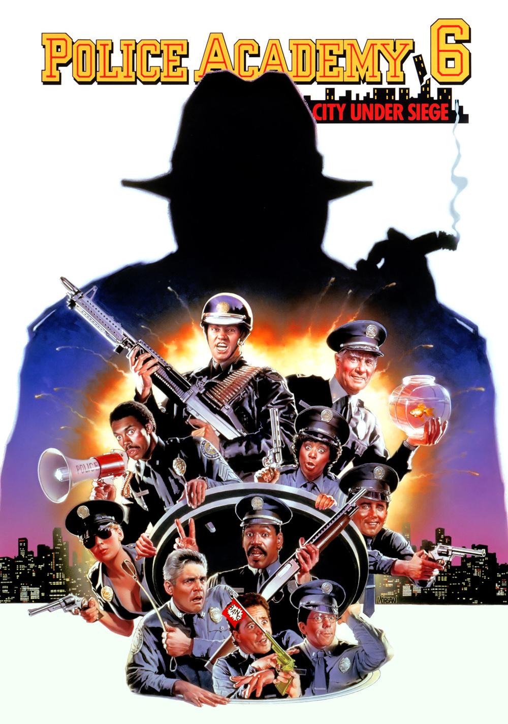 police academy 6 ganzer film deutsch