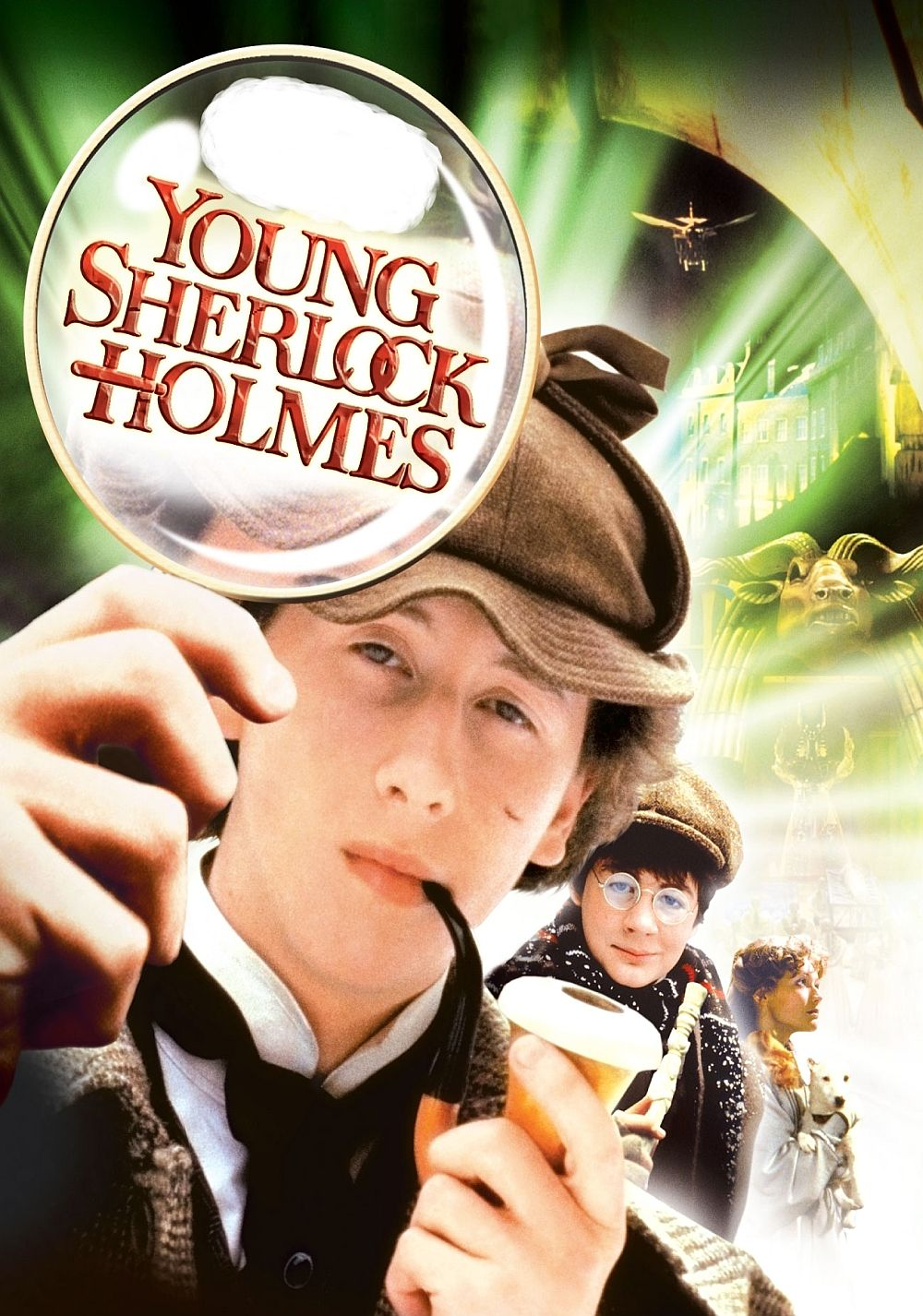 Young Sherlock Holmes Film