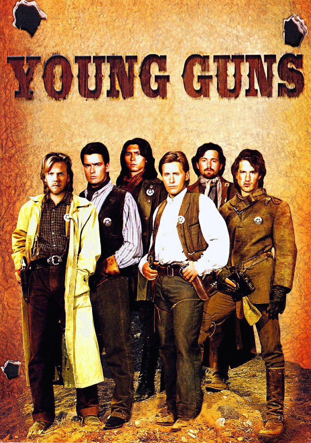 Young Guns | Movie fanart | fanart.tv