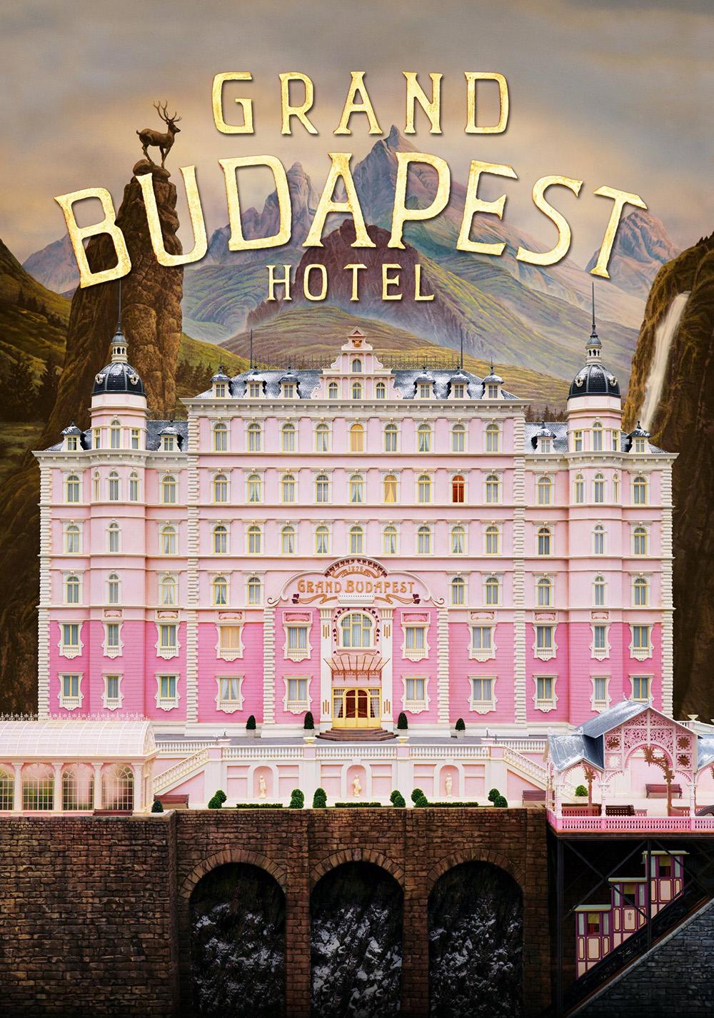 The Grand Budapest Hotel Stream