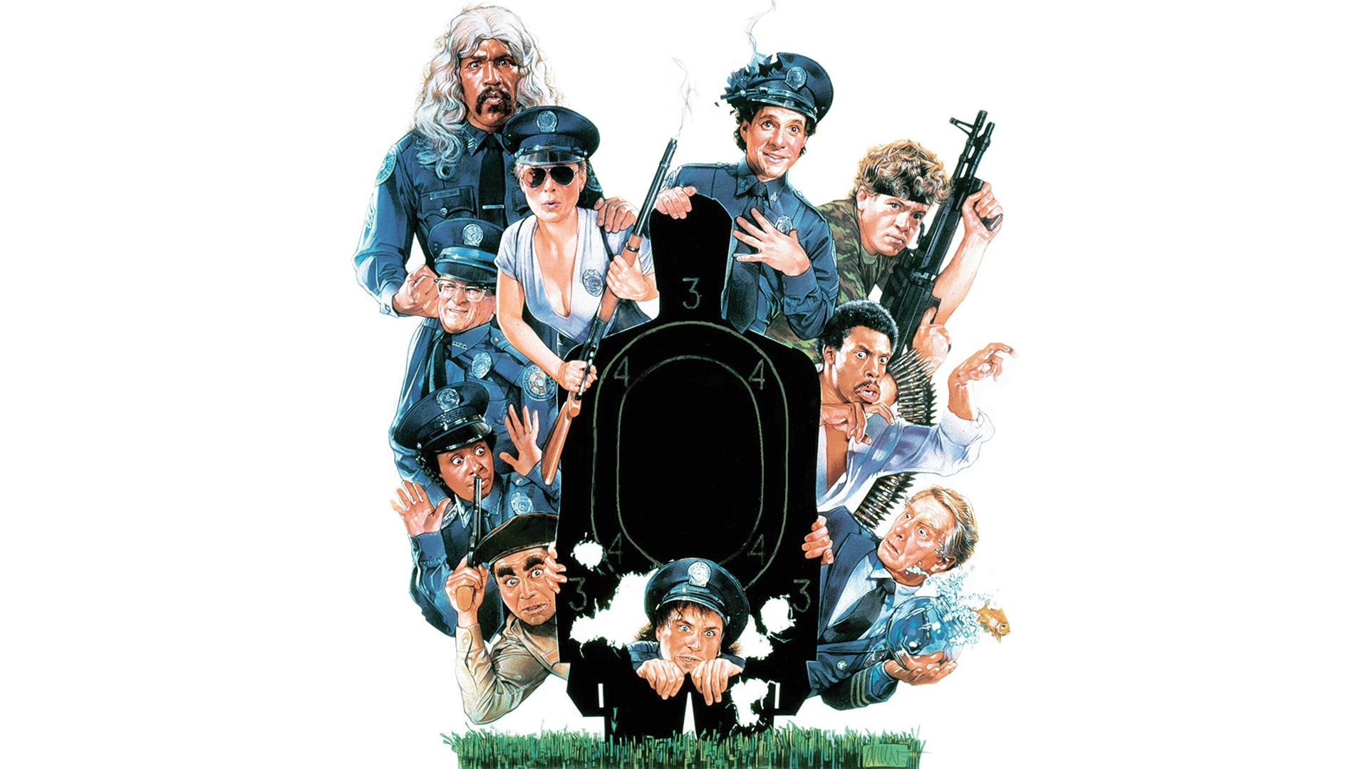 police academy 3 back in training movie fanart fanarttv