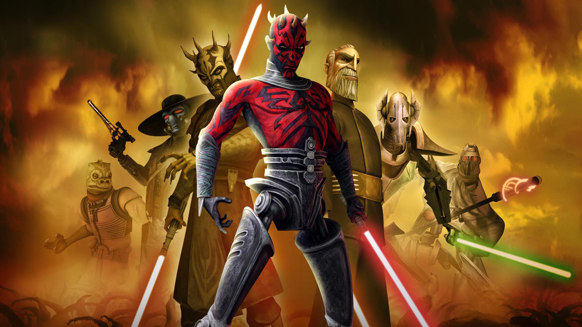 Star Wars The Clonwars