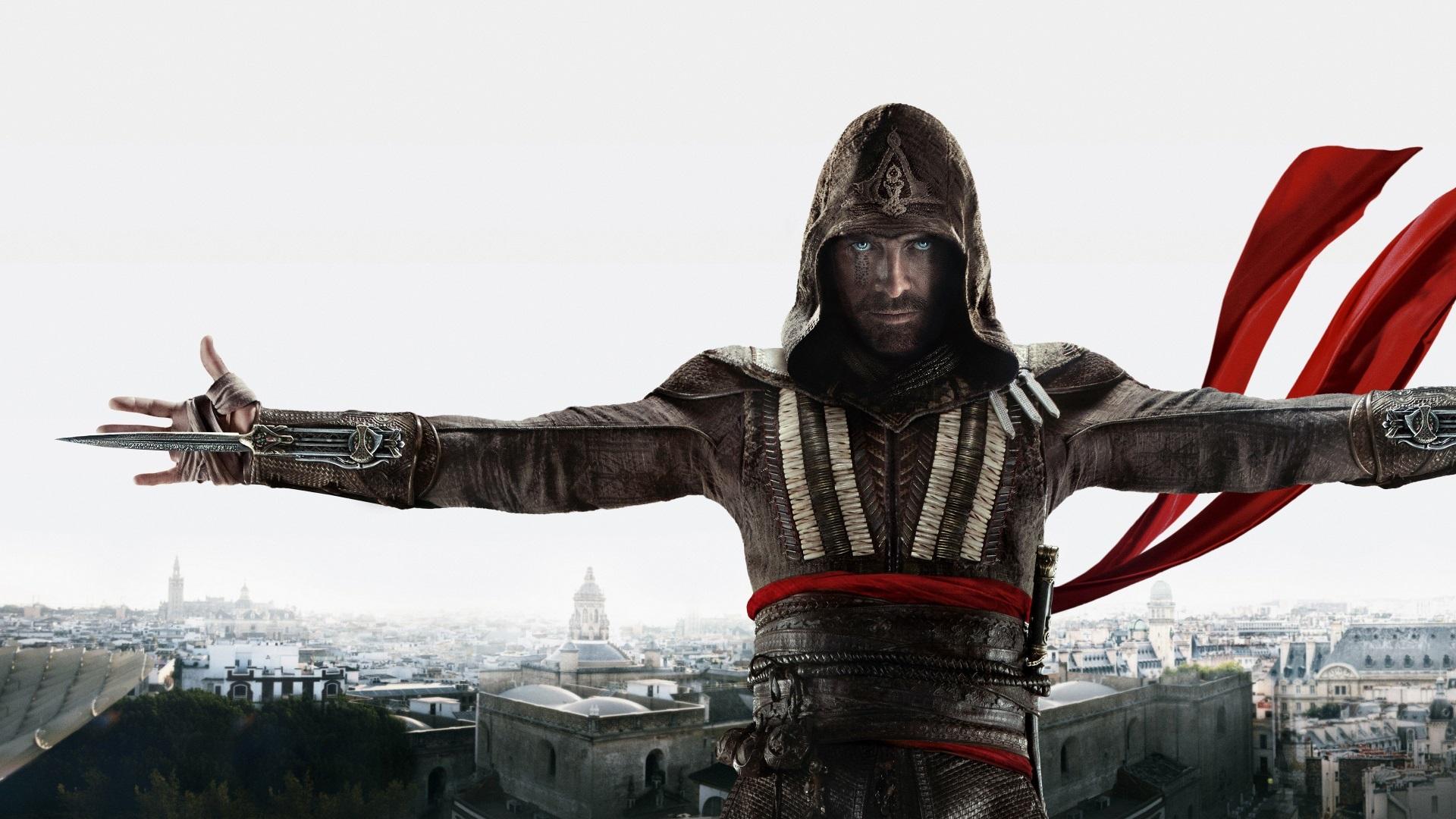 Movie Fanart: Assassin's Creed